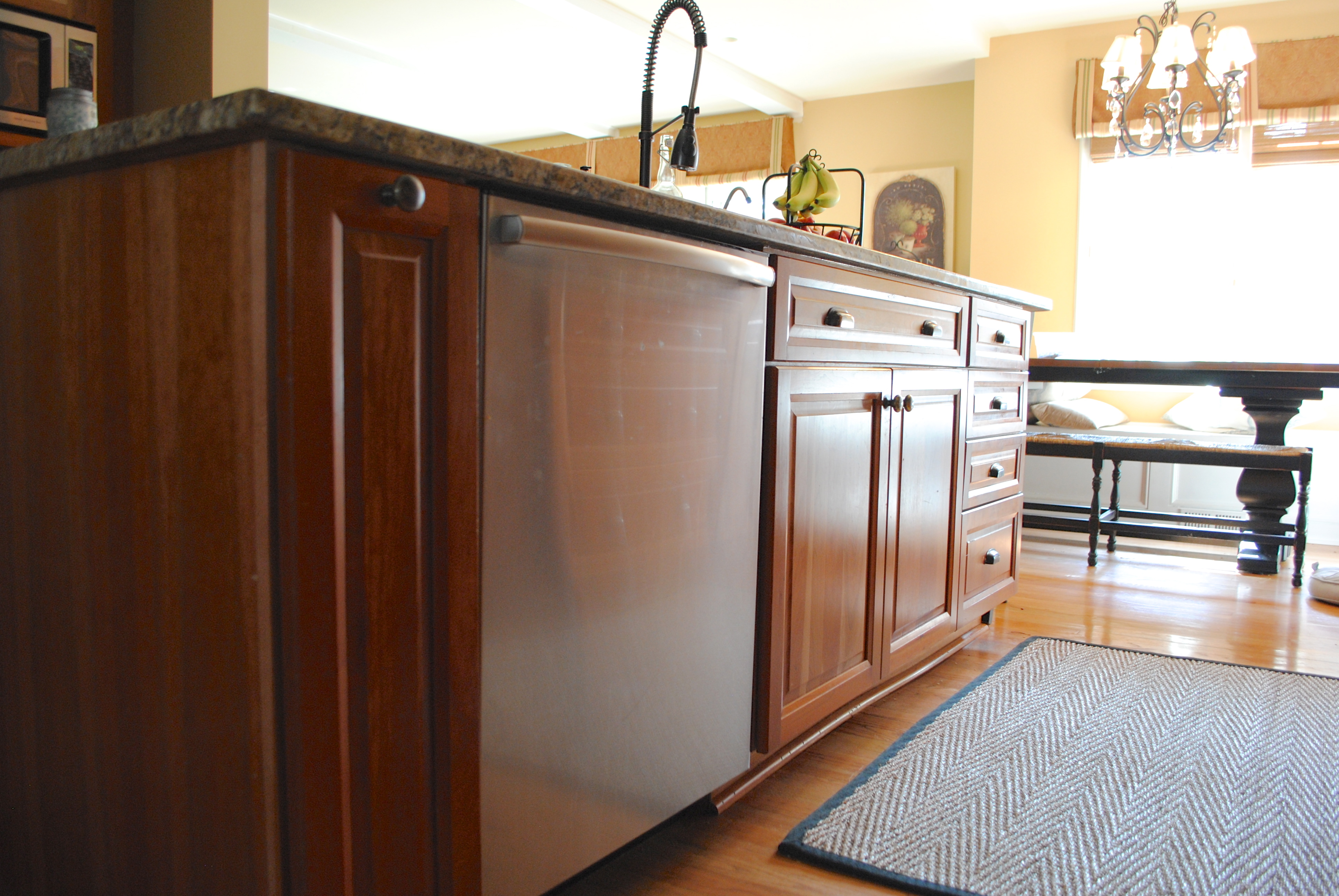 Challenge 13 dishwasher this beautifully imperfect life for My dishwasher smells like fish